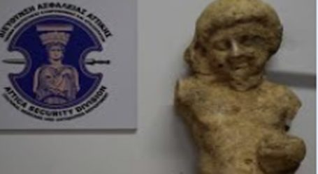Ελεύθερος με περιοριστικούς όρους ο 34χρονος με το αγαλματίδιο στο Κορυφάσιο