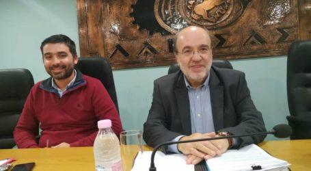 Τρ. Αλεξιάδης από Λάρισα: Προσφυγικό, θέματα νόμου – τάξης, φορολογικό και ασφαλιστικό θα είναι τα Βατερλό της κυβέρνησης