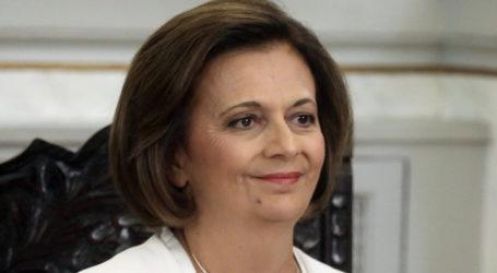 Η Μαρίνα Χρυσοβελώνη για την Ημέρα Ενόπλων Δυνάμεων