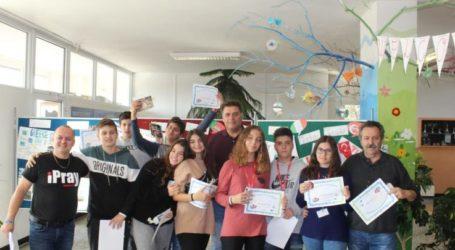 Στην Τσεχία το 3ο Γυμνάσιο Λάρισας στο πλαίσιο προγράμματος Erasmus+