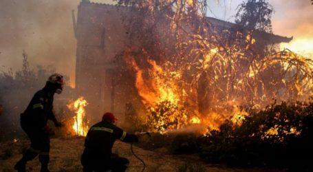 Άστεγη ηλικιωμένη στο Πήλιο – Κάηκε ολοσχερώς το σπίτι της