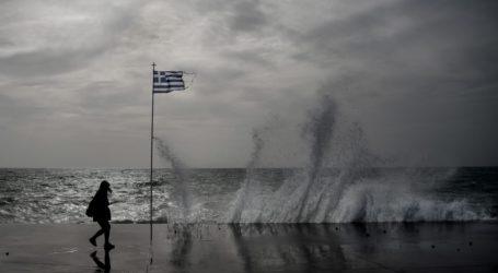 Βόλος: Επικίνδυνα καιρικά φαινόμενα «βλέπει» το Λιμεναρχείο