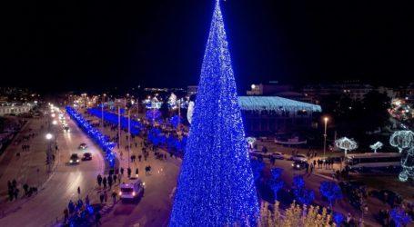 «Ο Βόλος μας μαγεύει» τα Χριστούγεννα με Βανδή, Μέλισσες, Πλούταρχο – Δείτε όλες τις εκδηλώσεις [βίντεο]