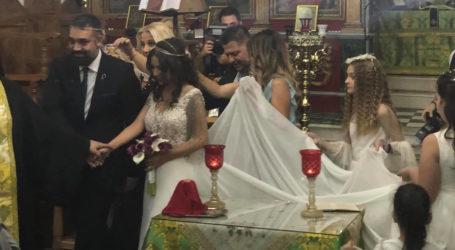 Παντρεύτηκε ο Αντώνης Κουμιώτης