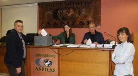 Το νέο Δ.Σ. του Συλλόγου Καταστηματαρχών Παραλιών Ν. Λάρισας – Ονόματα
