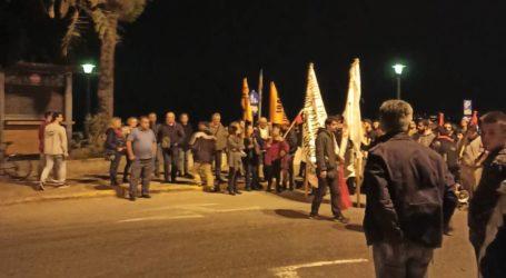 ΑΝΤΑΡΣΥΑ Μαγνησίας: Ο ΣΥΡΙΖΑ προσπάθησε να ξεπλύνει τις ευθύνες του στην πορεία για το Πολυτεχνείο