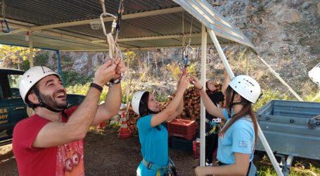 Νέο σχολείο ορεινής διάσωσης από τη Λέσχη Ειδικών Δυνάμεων Μαγνησίας