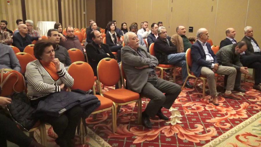 Γενική Συνέλευση για τις επερχόμενες εκλογές πραγματοποίησε ο Φ.Σ.Λ. - Τι ειπώθηκε για τα προβλήματα του κλάδου (φωτο)