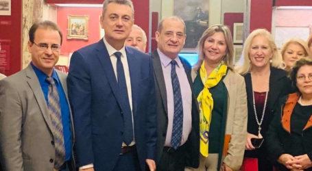 «138 χρόνια ελεύθερη Θεσσαλία» – Στη Βουλή οι διοργανωτές της εκδήλωσης