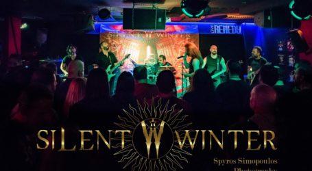 Εντυπωσίασαν οι Βολιώτες Silent Winter σε συναυλία στην Αθήνα
