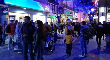 Σάρωσε στον Βόλο η Black Friday – Τριπλασιάστηκε ο τζίρος των καταστημάτων