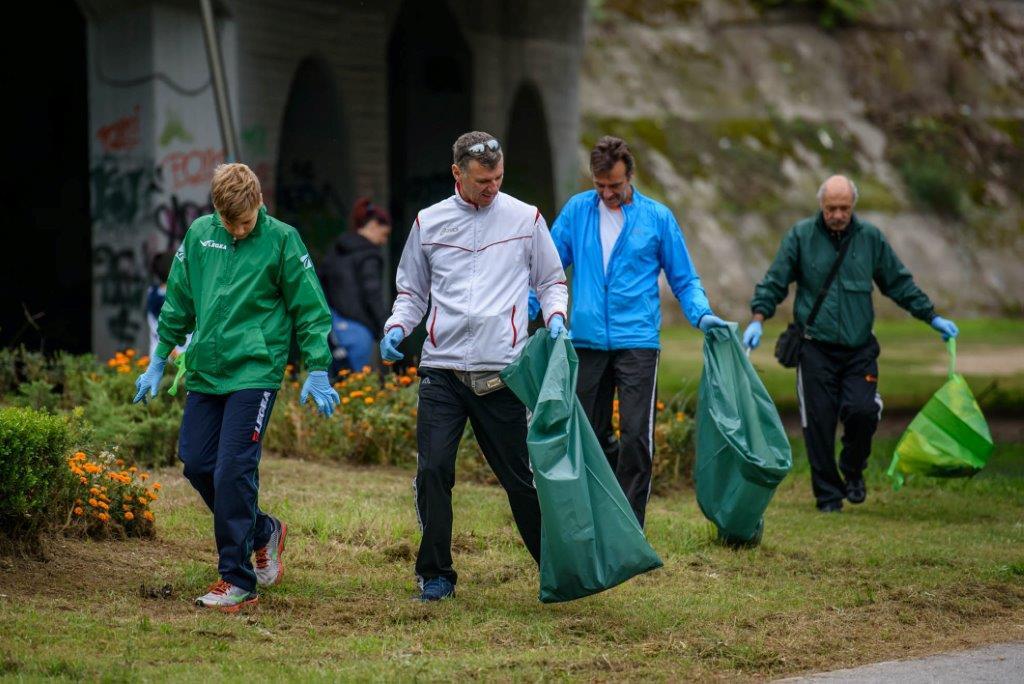 Πλήθος εθελοντών στην πρωτοβουλία της ΟΛΥΜΠΟΣ για έναν καθαρότεροΠηνειό