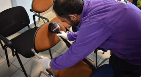 Μαθήματα υγιεινής στο σχολείο των Φυλακών Λάρισας