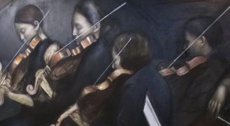 Εκθεση ζωγραφικής του Γιώργου Κουρκούβελου στο Χώρο Τέχνης δ