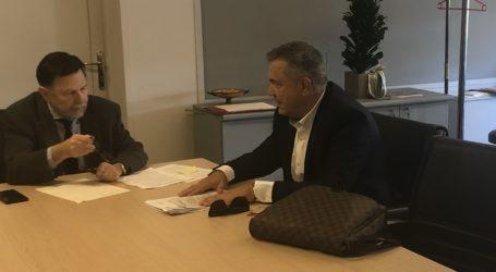 Στον Υφυπουργό ΥΠΕΚΑ ο Κ. Χαλέβας για τη δόμηση στο Πήλιο