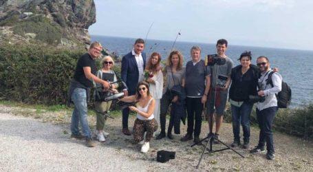 Ολοκληρώθηκαν τα γυρίσματα του Documentary «Arial Greece» που περιλαμβάνει και τη Σκόπελο