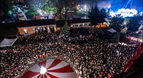 Χιλιάδες Βολιώτες στον «Μύλο των Ξωτικών» στα Τρίκαλα: «Ο Καρυοθραύστης στο Βασίλειο των Χριστουγέννων»