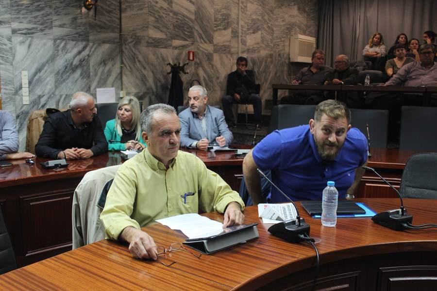 Κόντρες στο Δημοτικό Συμβούλιο Λάρισας με επίκεντρο το Χατζηγιάννειο (φωτο)