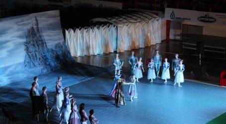 """Ενθουσίασαν τους Λαρισαίους τα Κρατικά Μπαλέτα της Μόσχας παρουσιάζοντας την """"Λίμνη των Κύκνων"""" (φωτο – βίντεο)"""