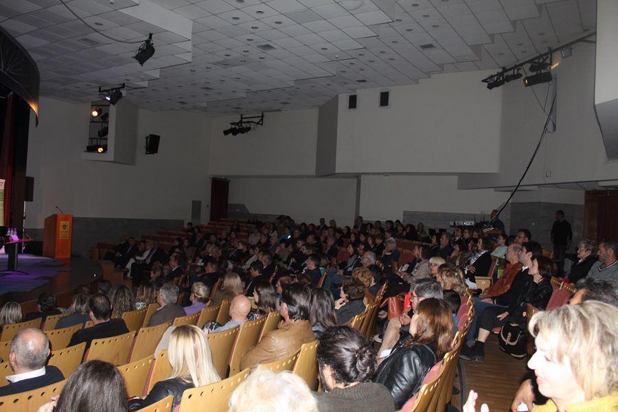 Εκδήλωση για τη διαμόρφωση ενεργών πολιτών πραγματοποιήθηκε στη Λάρισα (φωτο)