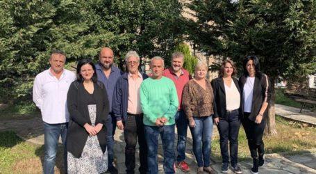 Νέοι δημοτικοί υπάλληλοι ορκίστηκαν στο δήμο Αγιάς