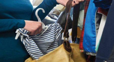 Οι τέσσερις Λαρισαίες δεν μπήκαν στο κατάστημα για ψώνια – Έφυγαν με κλεμμένα ρούχα