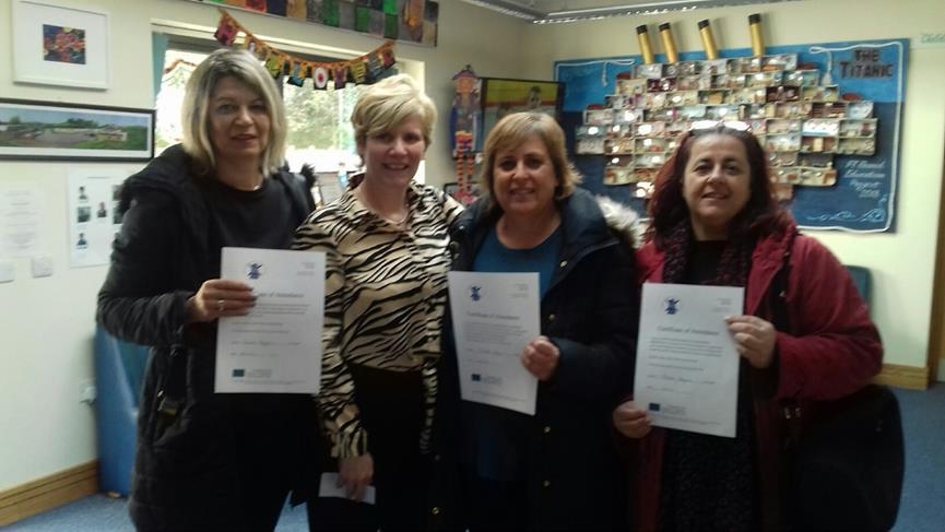 Στη Β. Ιρλανδία νηπιαγωγοί της Διεύθυνσης Πρωτοβάθμιας Εκπαίδευσης Λάρισας