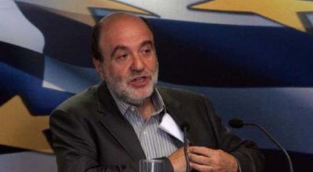 Στη Λάρισα σήμερα ο πρώην υπουργός του ΣΥΡΙΖΑ Τρ. Αλεξιάδης – Θα μιλήσει σε ανοιχτή πολιτική συζήτηση