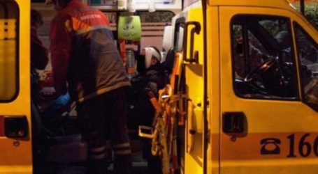 Τροχαίο ατύχημα στον Βόλο – Δύο τραυματίες στο Νοσοκομείο [εικόνα]