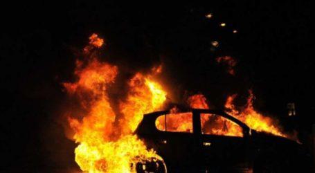 Πήρε φωτιά εν κινήσει όχημα στο Μεγάλο Μοναστήρι