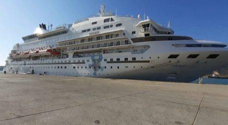 Αύριο καταπλέει στο λιμάνι του Βόλου το κρουαζιερόπλοιο «Celestyal Crystal»