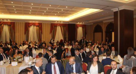 Γεωργιάδης στο δείπνο του ΣΘΕΒ: «Η Λάρισα είναι η πιο επιχειρηματικά φιλική πόλη στην Ελλάδα» – Όλα όσα ειπώθηκαν στην εκδήλωση (φωτο – βίντεο)