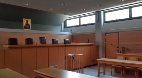 Δίωρες διακοπές εργασιών από 11 – 22 Νοεμβρίου αποφάσισε ο Σύλλογος Δικαστικών Υπαλλήλων Λάρισας