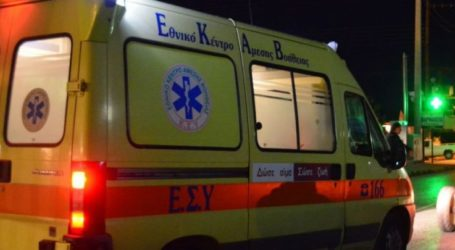 Απίστευτο περιστατικό στη Λάρισα: Καβγάδισαν για την οδήγηση και τον έστειλαν στο νοσοκομείο!!