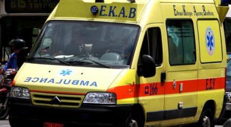 Βόλος: Νεαρός μεταφέρθηκε στο Νοσοκομείο με εγκαύματα