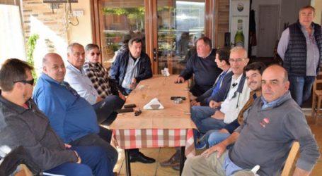 Ο ΕΛΓΑ στο Δήμο Κιλελέρ για τις εκτιμήσεις των ζημιών στα σταφύλια από τις αντίξοες καιρικές συνθήκες
