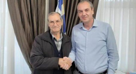 Συγχαρητήρια του Δημάρχου Ελασσόνας για την ανακάλυψη και παράδοση στην αρχαιολογία αγάλματος στην περιοχή της Δολίχης