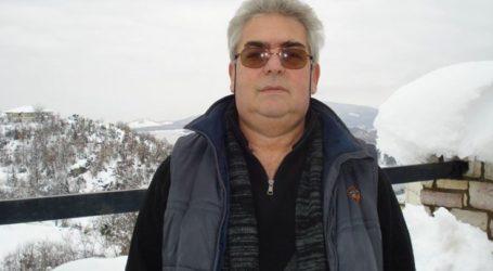 Έφυγε από τη ζωή 61χρονος Λαρισαίος