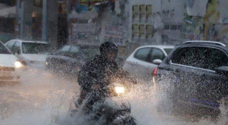 Πολιτική Προστασία: Συμβουλές για την αναμενόμενη κακοκαιρία σε Μαγνησία και Λάρισα