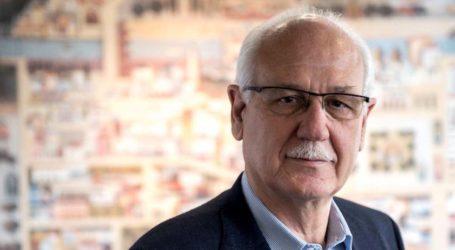 Ο Απόστολος Καλογιάνης για τα μέτρα προληψης για κορωνοϊό στη Λάρισα μετά τις κυβερνητικές αποφάσεις (βίντεο)