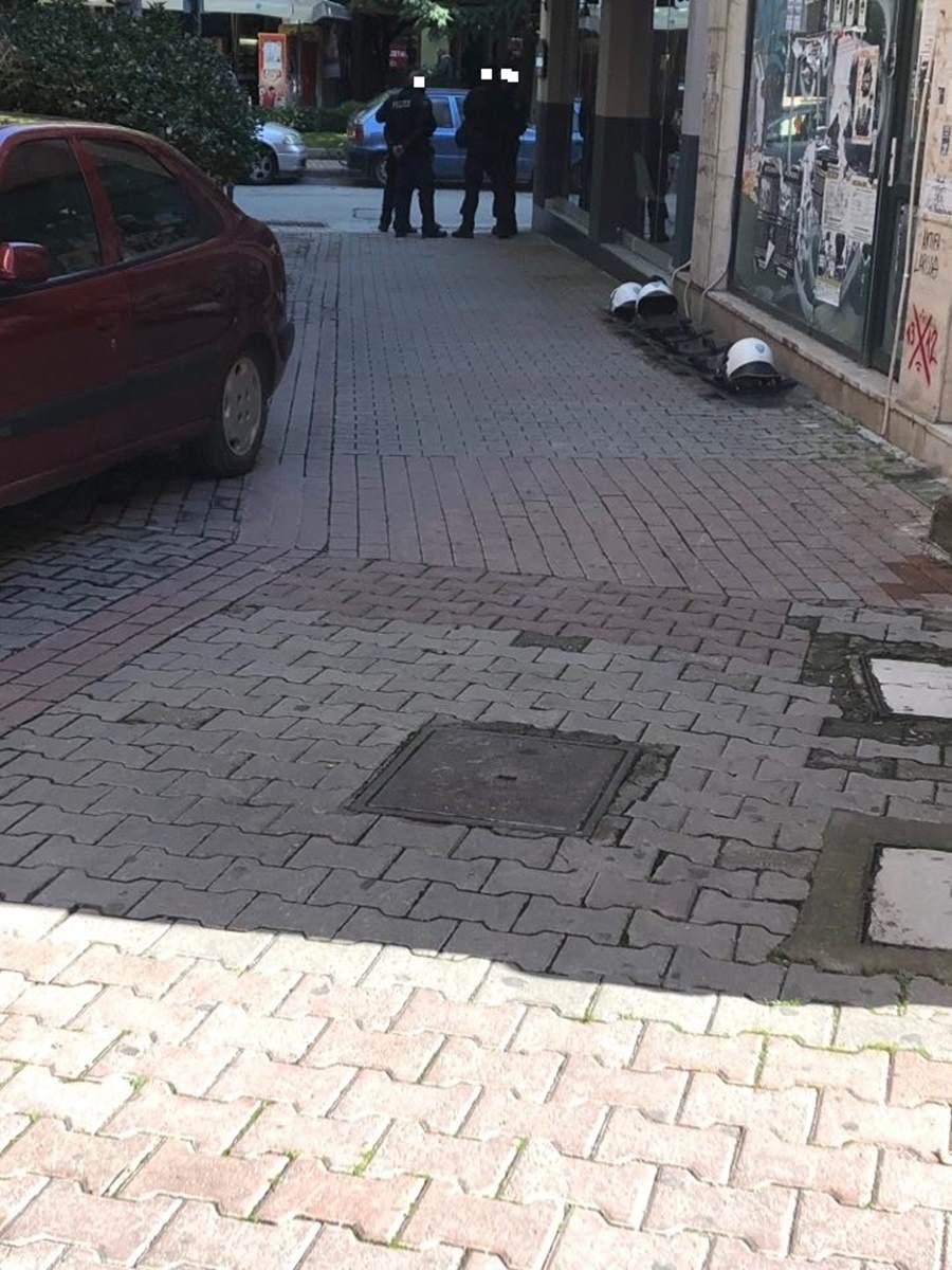 Αφέθηκαν ελεύθεροι οι 6 που συνελήφθησαν για την κατάληψη κτηρίου στη Λάρισα