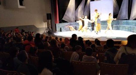 Τα παιδιά του δικτύου ΚΔΑΠ – ΚΔΑΠ ΜΕΑ του Δήμου Λαρισαίων στην ΟΔΥΣΣΕΙΑ του Θεσσαλικού Θεάτρου