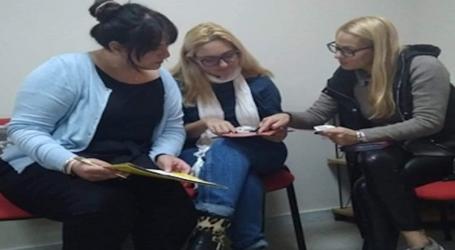Οι ωφελούμενοι του Ξενώνα Αστέγων ενημερώθηκαν για θέματα υγείας