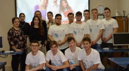 Επίσκεψη μαθητών στα πλαίσια του προγράμματος Erasmus+