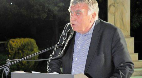 Ο Θανάσης Νασιακόπουλος για τις εκλογές της ΠΕΔ – Οι υποψήφιοι του συνδυασμού του