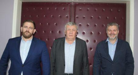 Εκλογές ΠΕΔ Θεσσαλίας: Τι δηλώνουν στο onlarissa.gr oι τρεις υποψήφιοι: Γκουντάρας, Νασιακόπουλος, Κρίκης (βίντεο)