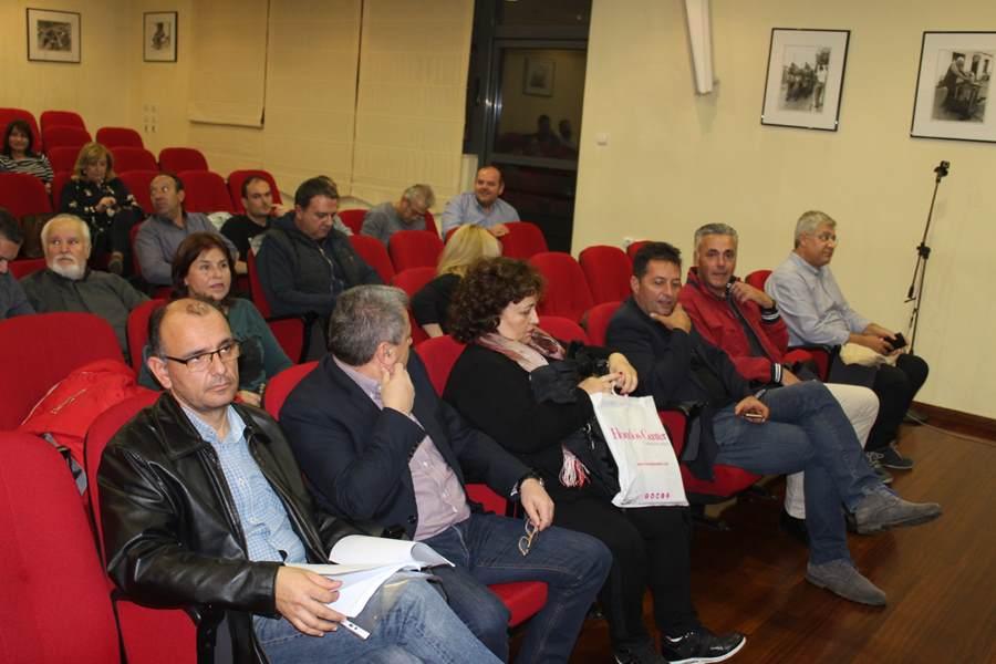 Γενική συνέλευση πραγματοποίησε ο Σύλλογος Καταστηματαρχών Παραλιών Ν. Λάρισας