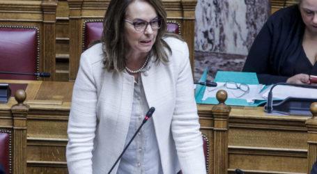Ερώτηση Παπανάτσιου στη Βουλή για το εισόδημα των ελαιοπαραγωγών της Μαγνησίας