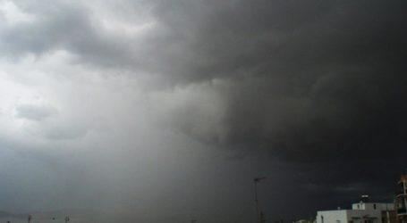 Ραγδαία επιδείνωση του καιρού από σήμερα: Ερχονται ισχυρές βροχές και καταιγίδες