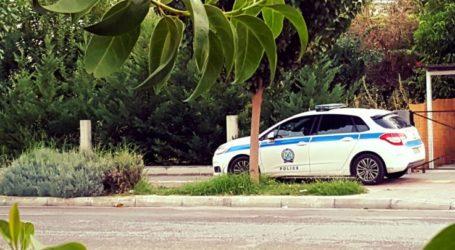 Έκλεψαν φορτηγό χθες βράδυ στα Τρίκαλα και το πήγαν στον Τύρναβο